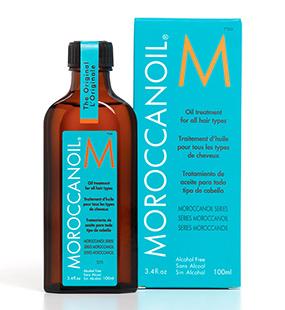Идеальная косметичка: Morrocan Oil Treatment