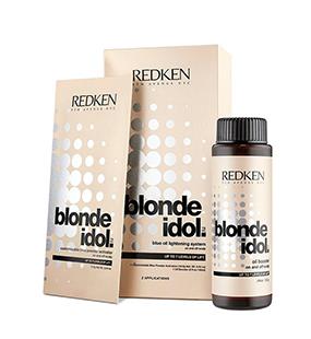 Идеальная косметичка: комплекс Redken Blonde Idol Blue Oil Lightening System