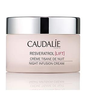 Ночной моделирующий крем Caudalie Resveratrol Lift