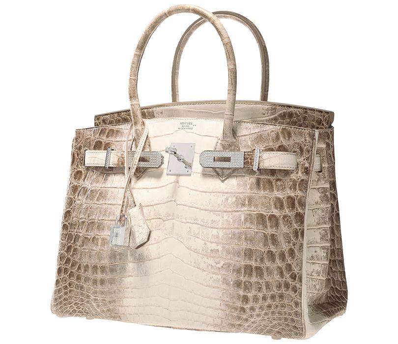 44911dab08bc По слухам, неизвестный покупатель приобрел ее напрямую у модного дома  Hermes, оценив не только эксклюзивность вневременного дизайна (больше такая  модель не ...
