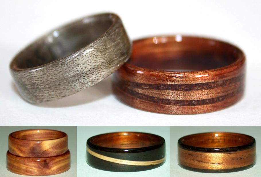 Как сделать кольцо обручальные кольца 363