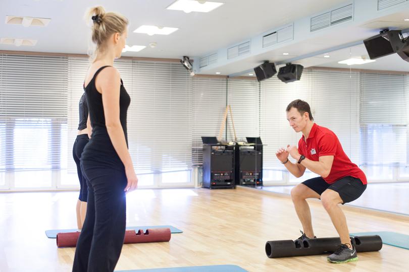 В чем можно ходить на фитнес