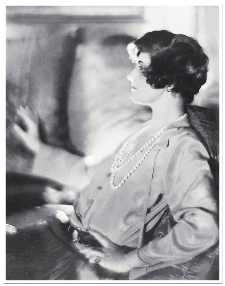 an analysis of coco chanel an exceptional woman Analyzing advertising: no 5, the film in tribute to coco chanel  while in the past chanel may have been associated with slightly older women.