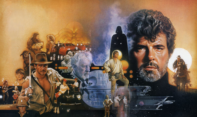 an overview of the art in the movie series star wars directed by george lucas Company overview of thx ltd snapshot mr george w lucas an innovative attraction based on the star wars.