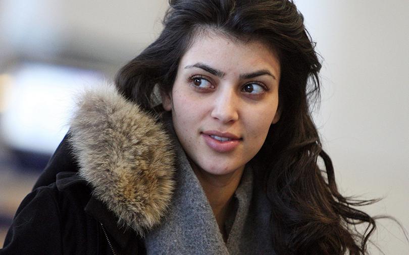 Аура дион без макияжа фото