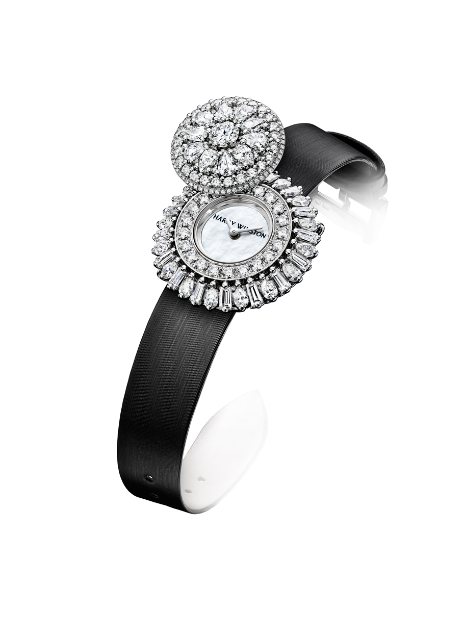 Часы Rosebud, Harry Winston