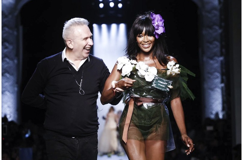 Style Notes: «дефиле невест» от Jean Paul Gaultier