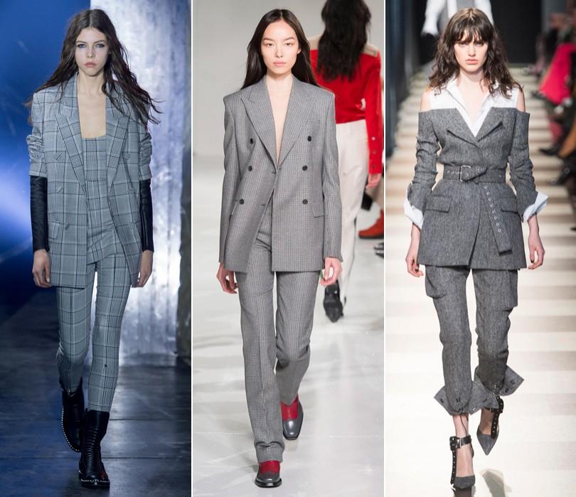 c701e428c24 Office Style  разбираем ключевой тренд Недели моды в Нью-Йорке ...