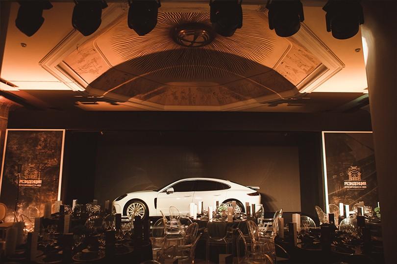 Авто  светская презентация нового Porsche Panamera   Posta-Magazine ... 5d8c6c9e810