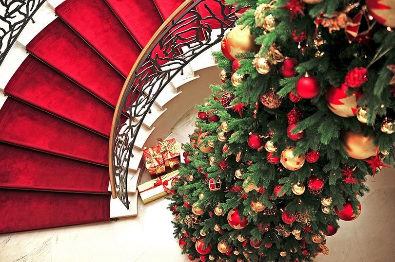1e1eacb48be4 Новый год. Идея на каникулы  новогодняя ночь в лучших отелях Москвы ...