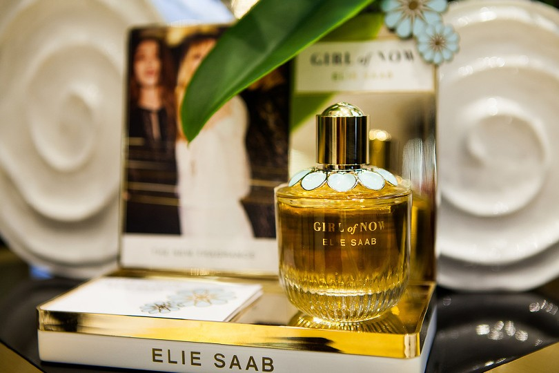 Презентация нового аромата Elie Saab Girl of Now в ЦУМе