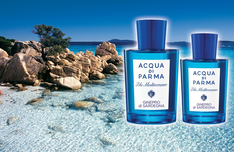 Beauty Shopping. Косметика Acqua di Parma в Rive Gauche