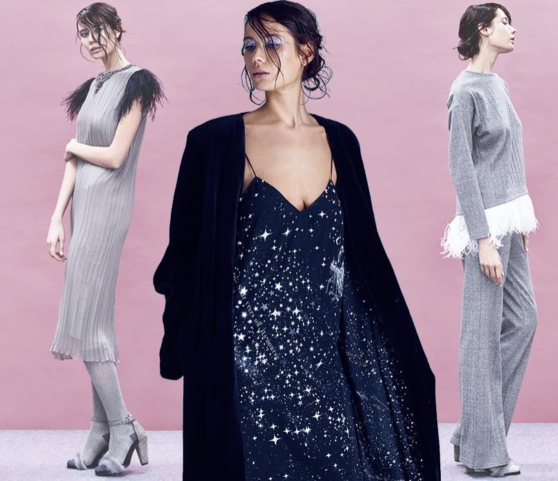 6387bb4e75df Style Notes  девушка-звезда в новой коллекции A LA RUSSE Anastasia ...