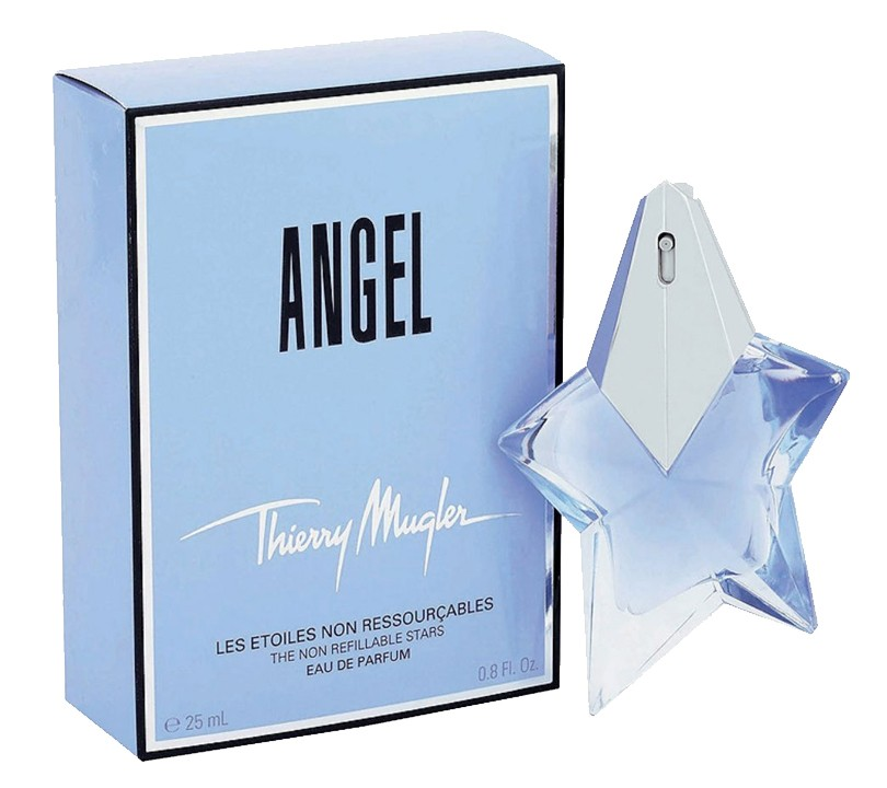 Celebrity Posta Box. Angel от Thierry Mugler