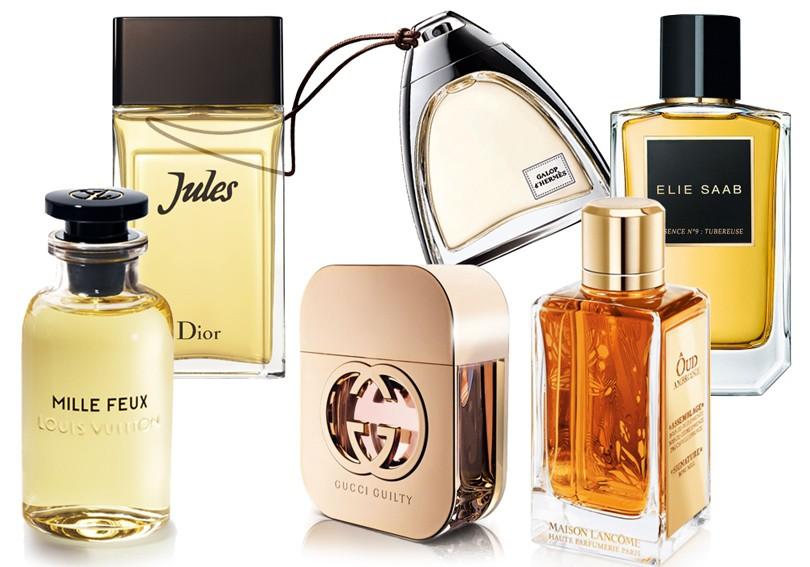Louis Vuitton выпустили шесть новых ароматов картинки