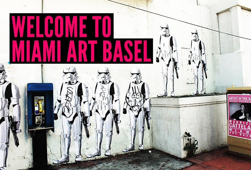 Art & More: Art Basel — художники всех стран, объединяйт...