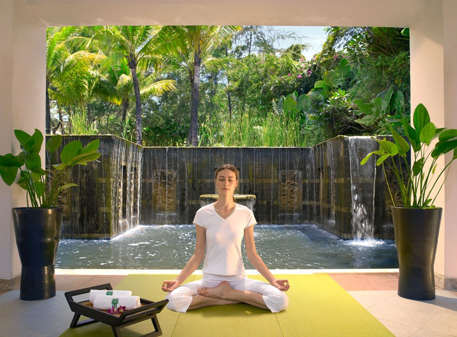 New Year Ideas: THE ULTIMATE WELLNESS EXPERIENCE в Banyan Tr...