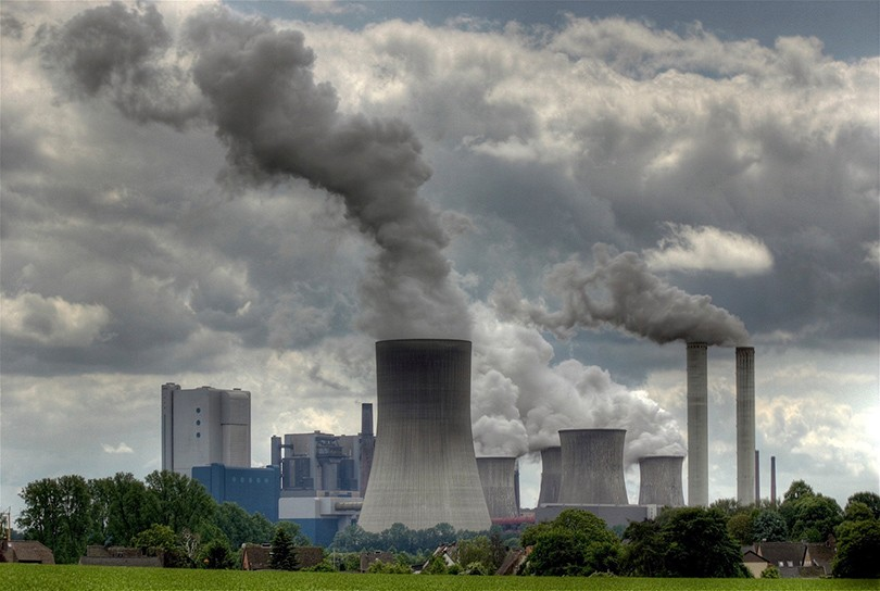 should we pollute our air with coal