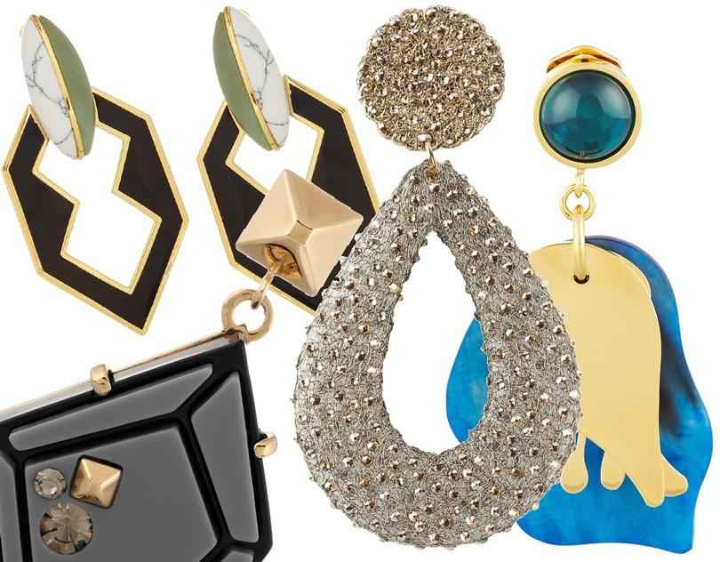 a06ec980d945 Style Notes: крупные серьги / Posta-Magazine — интернет журнал о ...