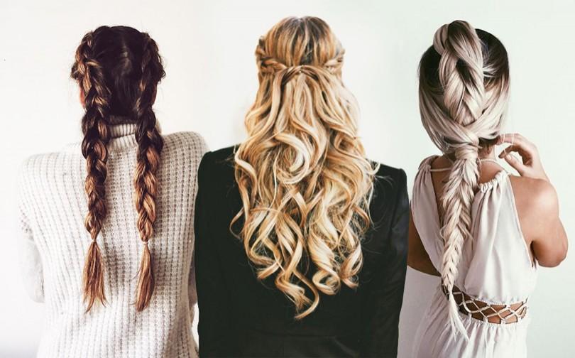 Уроки красоты с Евгенией Ленц: правильные косы — как их запл...