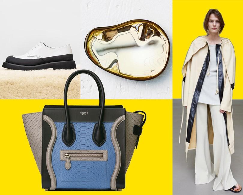 Style Notes  5 причин обратить внимание на аксессуары Céline   Posta ... d3596925e1e