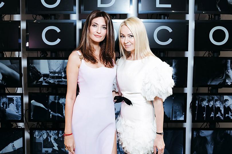 28b4b806160e Презентация часов Chanel Code Coco в бутике Aizel   Posta-Magazine ...