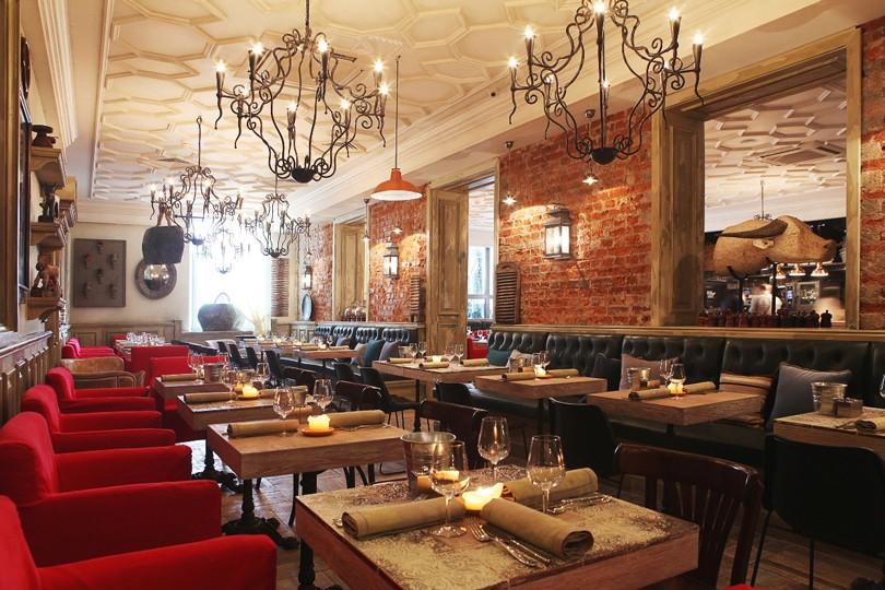 Адрес дня  новый ресторан Аркадия Новикова   Posta-Magazine ... b66eb2c53b0
