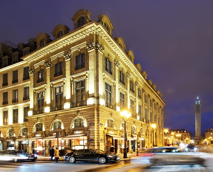 Travel News. Chopard купила Hôtel de Vendôme в Париже