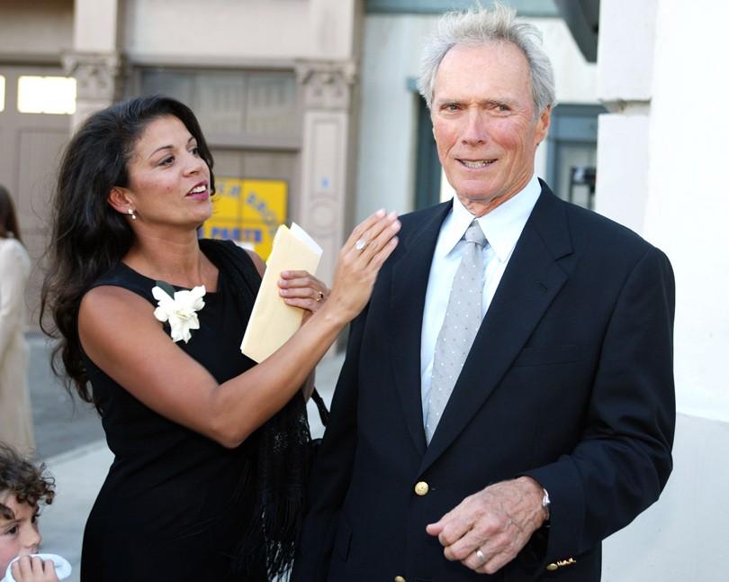 clint eastwood et sa femme dina demande officielle de - 810×646