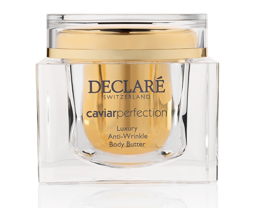 Celebrity Posta Box. Крем Declare Luxury Anti-Wrinkle Body B...