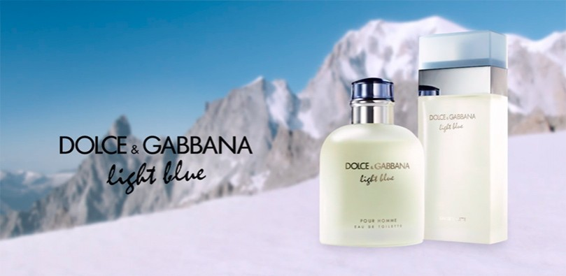 АромаШопинг: новая версия Light Blue от Dolce&Gabbana. М...