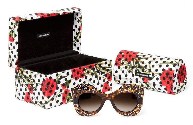 bcfbaf17013 Style Notes  новая коллекция женских очков Dolce   Gabbana   Posta ...