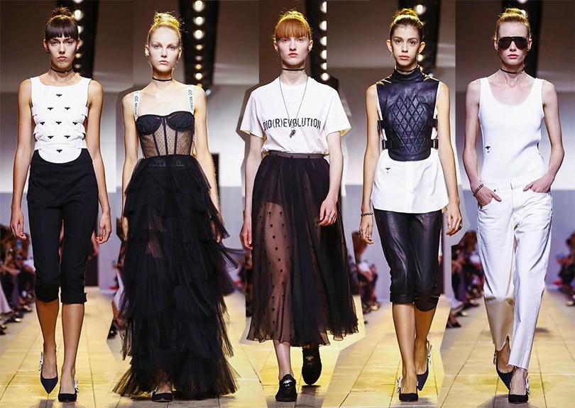 f239d7585f3f Style Notes  первая коллекция Марии Грации Кьюри для Dior   Posta ...