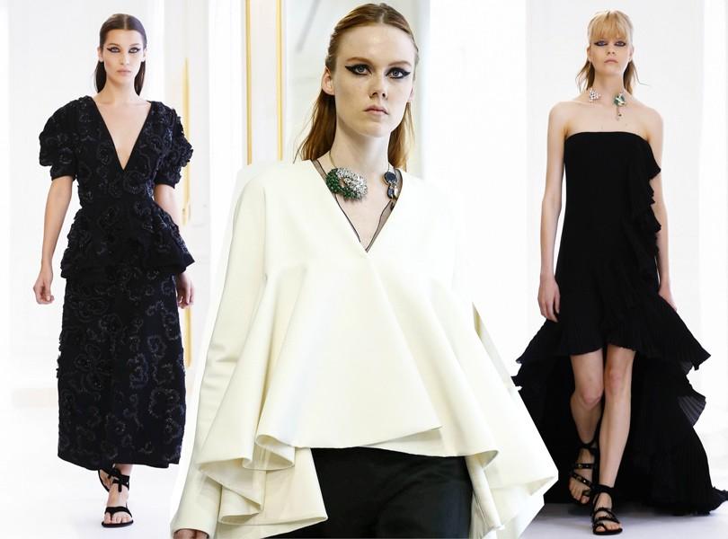 Style Notes  показ осенне-зимней коллекции Dior в Париже   Posta ... 1384729f6e7