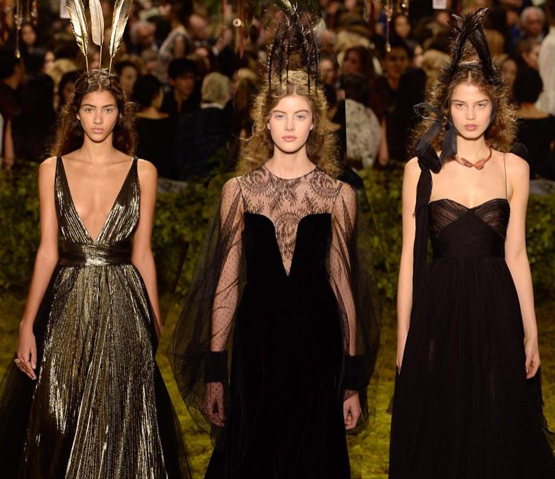 Style Notes  волшебный лабиринт Dior на Неделе высокой моды   Posta ... 2d364edcb88