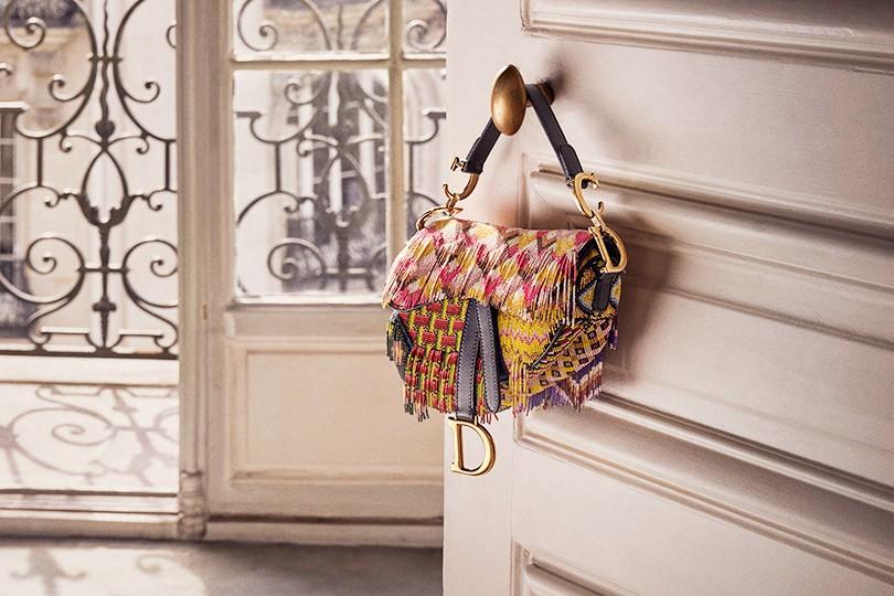 42b10bf615fc Shoes & Bags Blog: сумка-седло от Dior возвращается / Posta-Magazine ...