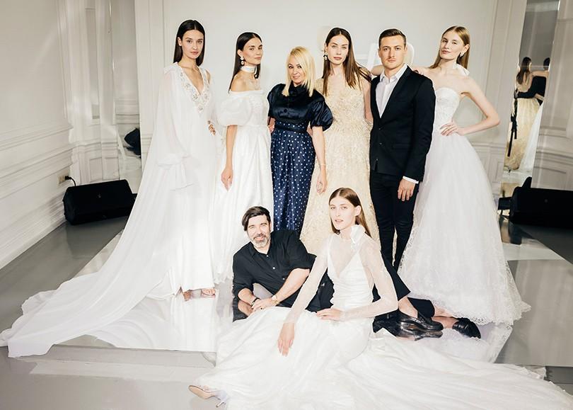 5a2e36f9e44 Wedding   More  свадебная коллекция Edem Couture   Posta-Magazine ...