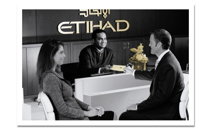 Travel News. Новый сервис Meet and Greet от Etihad Airways