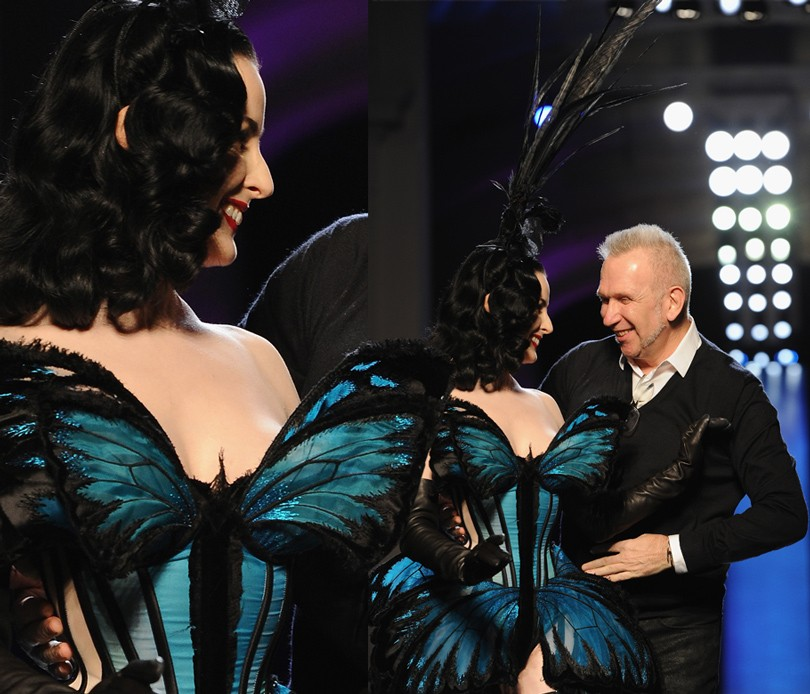 Style Notes. Лучшее с показа Gaultier Couture