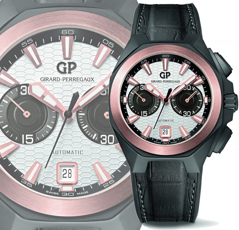 Механизмы. Girard-Perregaux Chrono Hawk Hollywoodland