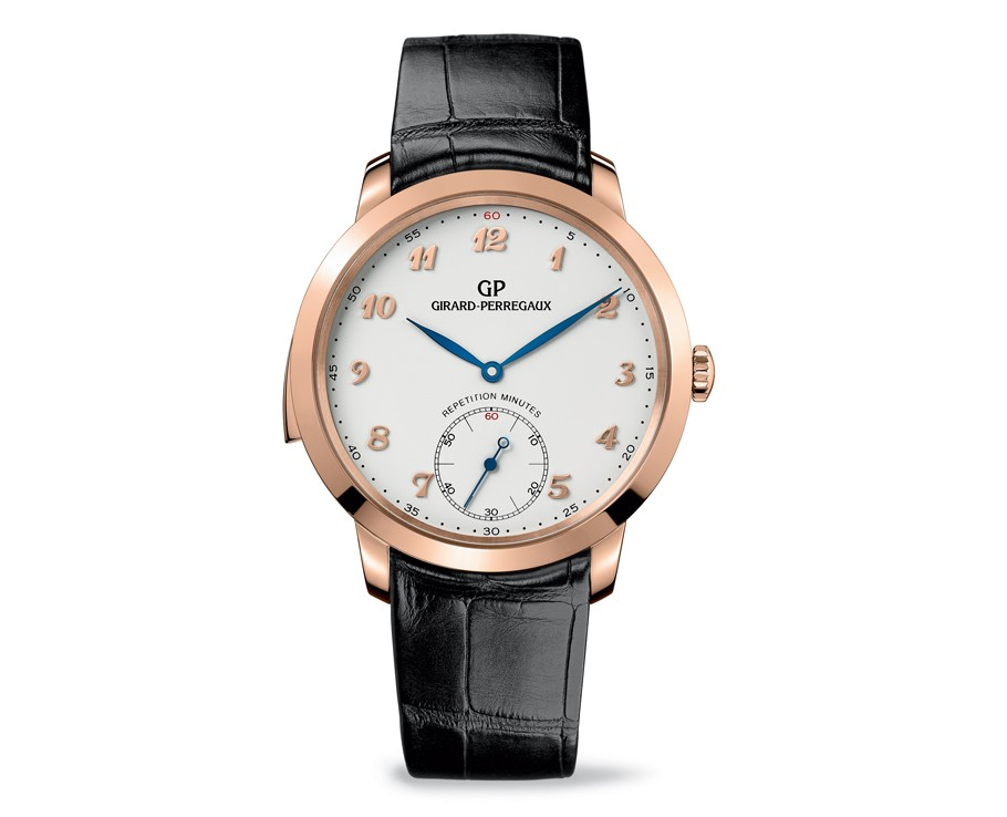 Girard-Perregaux 1966 Minute Repeater – новинка SIHH 2012. М...