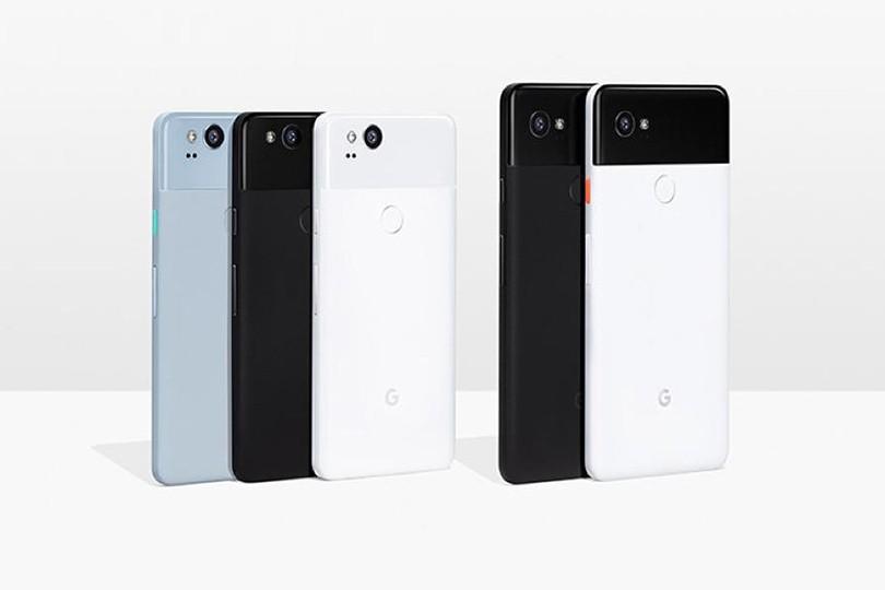 Google показала будущее: обзор смартфонов Pixel 2 и Pixel 2 ...