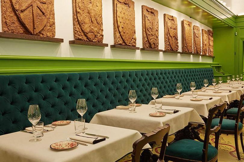 Итальянские рестораны для воскресного ужина