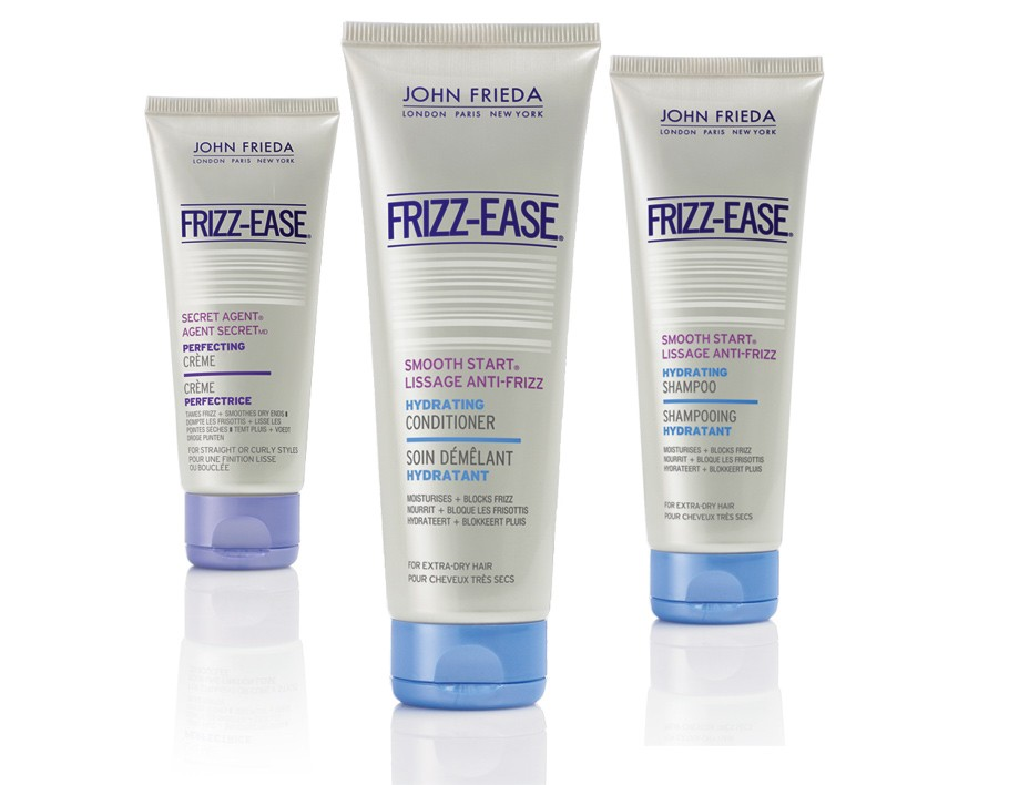 Beauty Shopping: Линия FRIZZ EASE Smooth Start от JohnFrieda