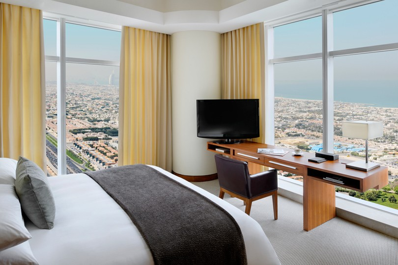 Адрес дня: торжественное открытие JW Marriott Marquis Dubai