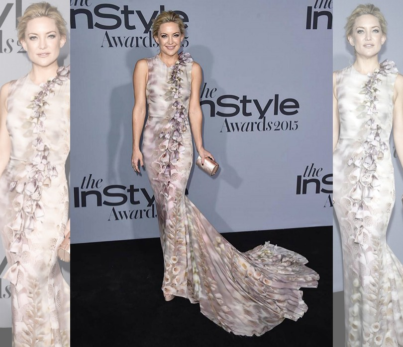 Star Look: Кейт Хадсон на церемонии Instyle Awards
