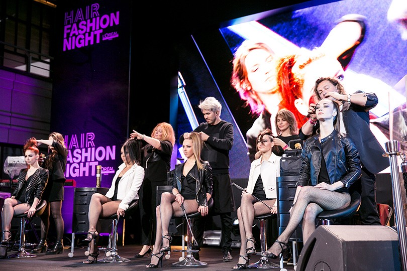 Светская хроника: Hair Fashion Night с L'Oreal Professionnel