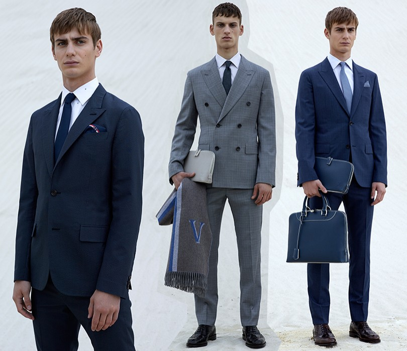 Men in Style: Louis Vuitton PreCollection весна-лето 2016