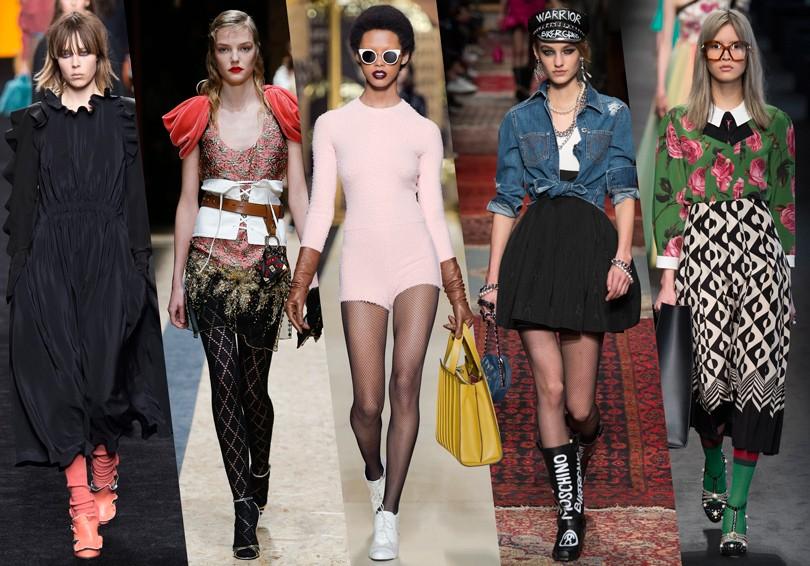 fa5b8e4cd75d Style Notes  ключевые показы первых дней Недели моды в Милане ...