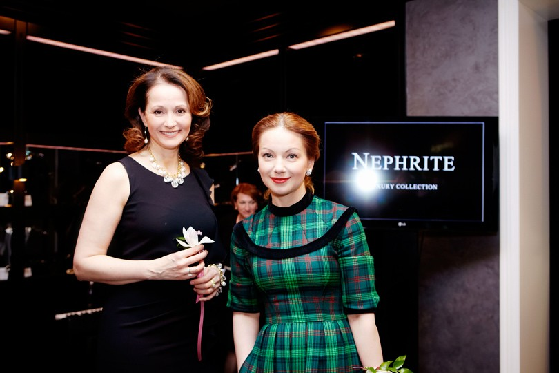 Светская хроника: Коллекция NEPHRITE Luxury Collection